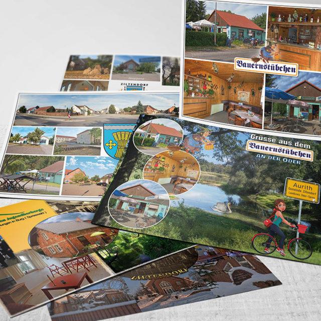 Ansichtspostkarten