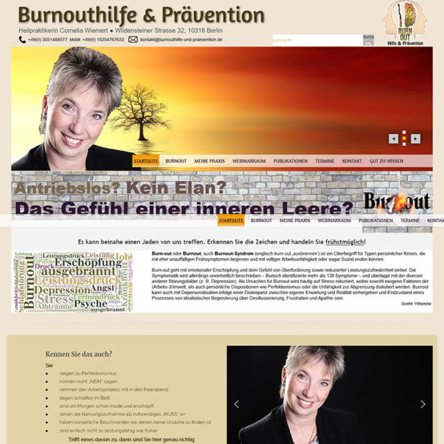 Burnouthilfe & Prävention